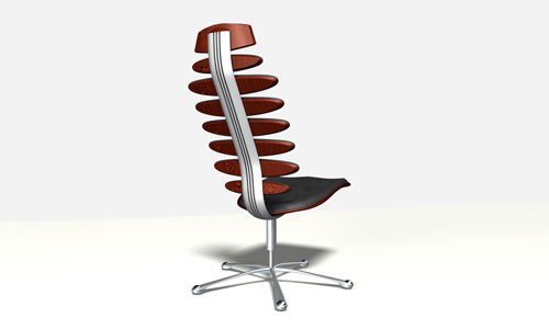 omicron desk chair - Designer Desk Chair
