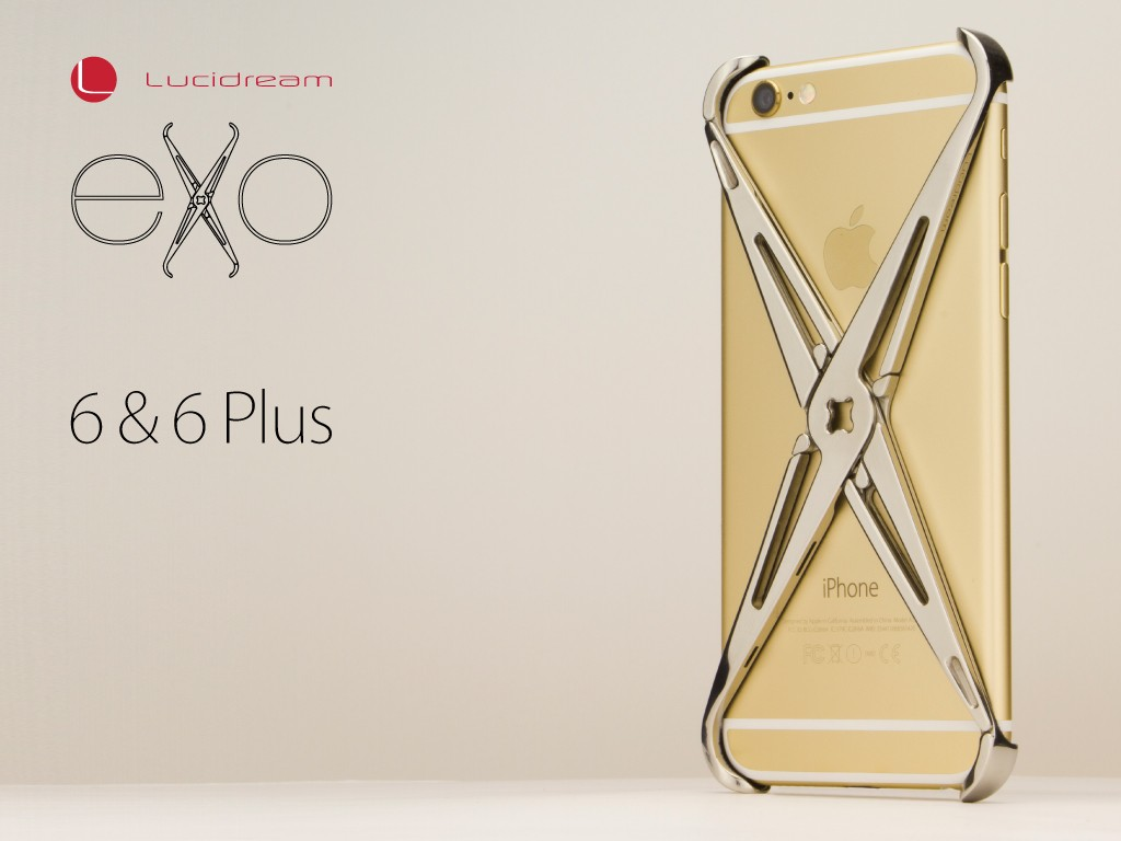 Pre-Order Lucidream eXo iPhone Case
